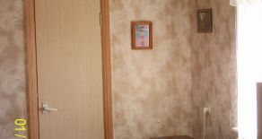 Exchange. 2-room apartment + a site on a 3 bedroom apartment in the center of the city. Berdyansk