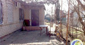 Well-kept house, Berdyansk
